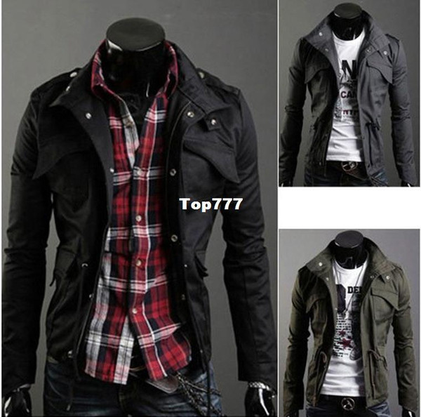 Wholesale 2016 Conventional Regular Military New York Jacket ...