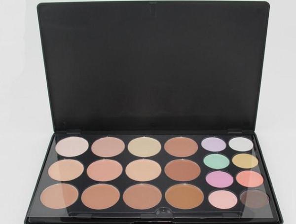 Professional 20 Color Concealer Facial Care Makeup Palette Cover Scar Blain Imprint Camouflage cream Concealer bronzer drop shipping gift