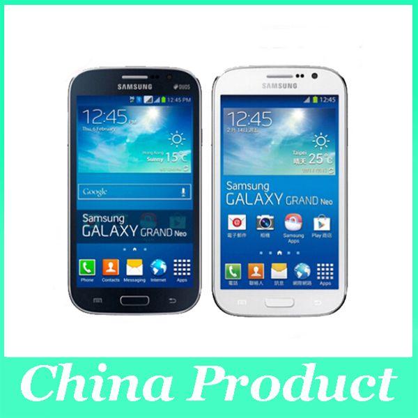 "I9060 Original Samsung Galaxy I9060 5.0"" Android Phone 5MP Quad Qcore Dual SIM Refurbished 3G 800X480 Pixels Phone 002869"