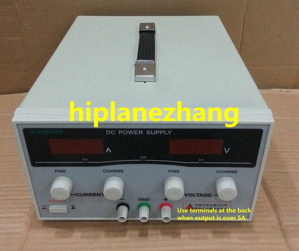 Adjustable Variable DC Switching Power Supply Output 0-15V 0-40A Support AC110-220V KPS1540D