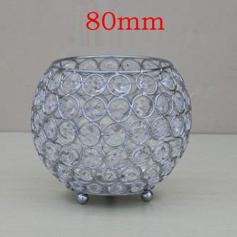 Silver 80mm