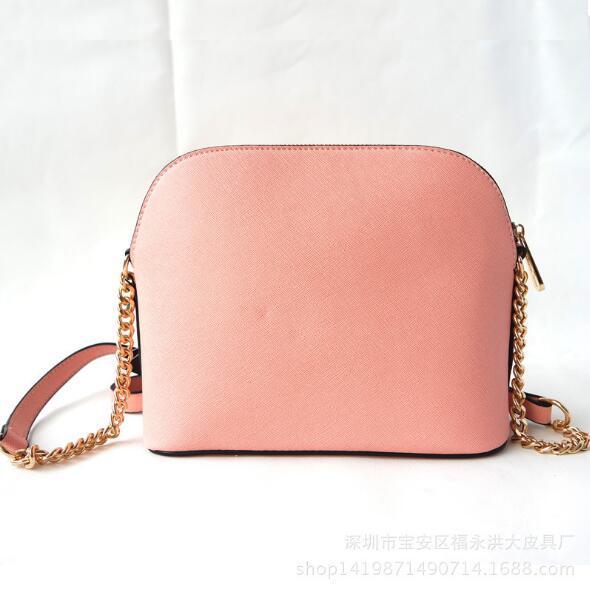 TAILLE23 * 18 * 10 2017 nouveau MYK sac à main modèle croisé en cuir synthétique shell sac chaîne sac Épaule Messenger Sac Petite fashionista 0018