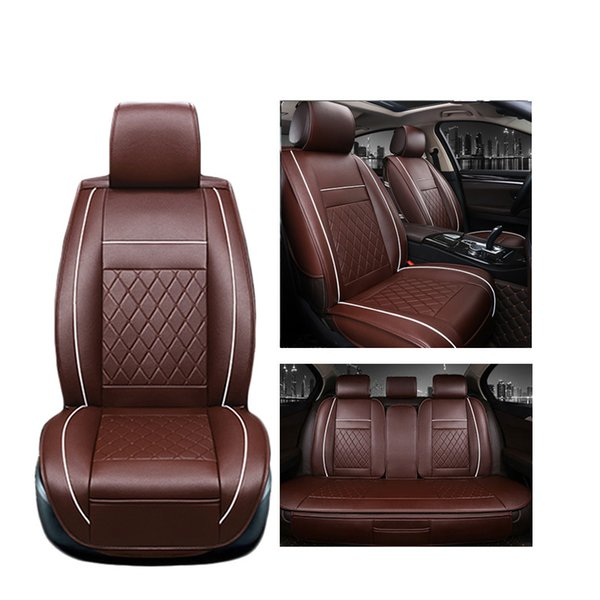High quality Special Leather car seat covers For BMW e30 e34 e36 e39 e46 e60 e90 f10 f30 x3 x5 x6 car accessories auto styling