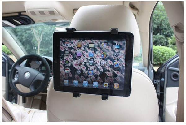 Back Seat Headrest Mount Holder Tablet Houder Stand Soporte Tablet Car Reposacabezas Soporte ipad mini 2 Universal Car Mount Holder Galaxy