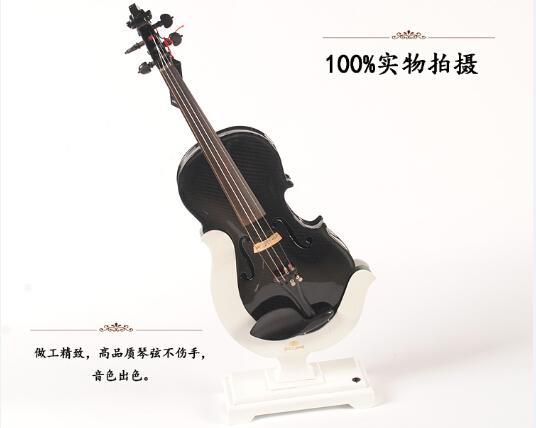 Fibe de carbono de Volta / Material Lateral e fibra de carbono Material de Rosto Alta Qualidade 100% de fibra de carbono violino