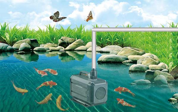 Sunsun HQB-2000 HQB-2200 HQB-2500 Submersible and Land Pond Pump High Strength Ceramic Axel Cores filter Wave oxygenation