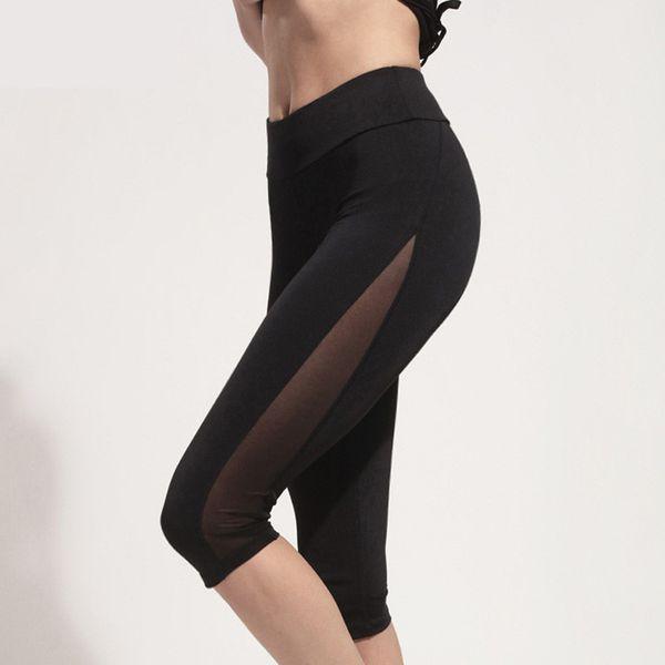 Gym New Women Legging Pants Academy Sports Jerseys Sexy Girls fitness Sportswear Elastic Waist Female Yoga Pants