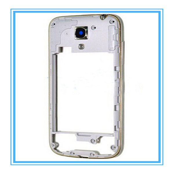 Original New Replacement Parts Middle Chassis Plate Bezel Housing Cover Frame For Samsung Galaxy S4 Mini I9190 I9192 I9195 Free Shipping