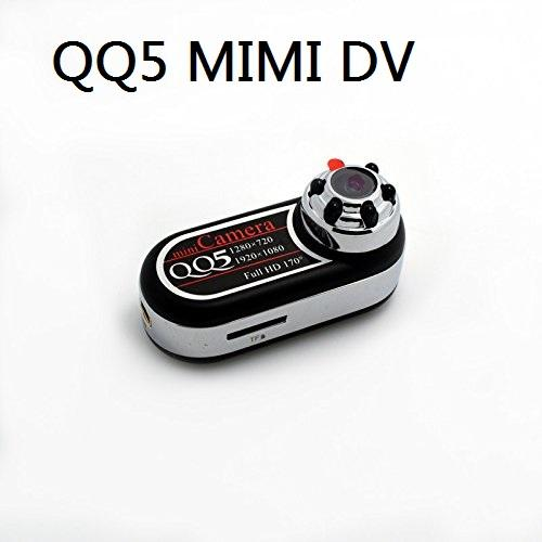 QQ5 Mini Camera Full HD 1080P 720P Infrared Night Vision DV Camera Camcorder 12MP Cam Webcam 170 Wide Angle