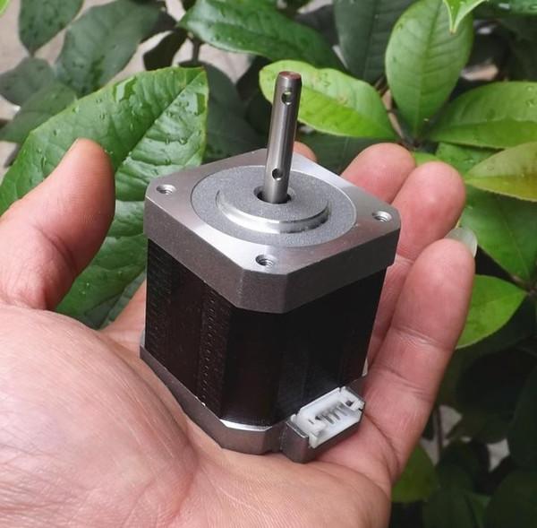 2pcs NEMA17 CNC mini electric motors stepper motor 78 Oz-in /48mm stepping motor/0.8A free shipping