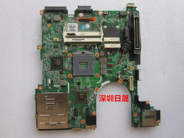 best selling 684323-001 board for HP 8560p motherboard with INTEL DDR3 QM67 chipset