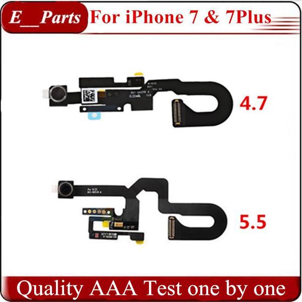 Frontkamera für iPhone 7 7G 7P Frontkamera Proximity Lichtsensor Flex Flachbandkabel Freies Verschiffen (kann Auftrag mischen)