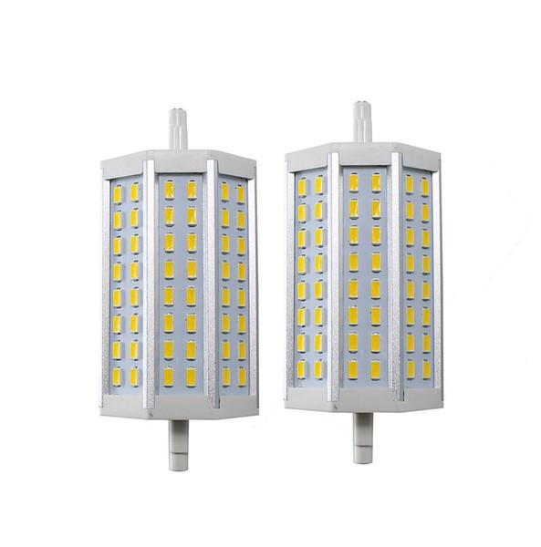 Dimmerabile R7S Lampadina a LED 20W J118 118mm 85-265V 220V 110V Faretti SMD 5730 Lampadina Sostituire proiettore alogeno