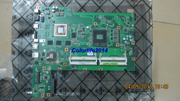 for ASUS G74SX REV:2.1 8 vram Laptop Motherboard (System board/Mainboard) fully tested & working perfect