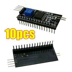 Wholesale 10PCS/Lot Serial Board Module Port IIC I2C TWI SPI Interface Module for 1602 LCD Display