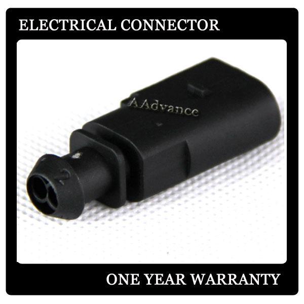 2 hole Connector Sealed Sensor connector for VW & Audi auto DJK7025B-1.5-11