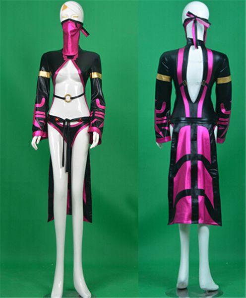 Game Mortal Kombat Jade 9 Kitana Mileena Cosplay Costumes For