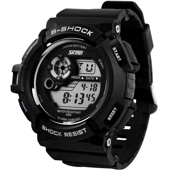 2016 New G Style Digital Watch S Shock Men military army Watch water resistant Date Calendar LED Sports Watches relogio masculino