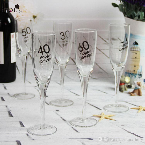 High end custom all kinds of pattern design and color Champagne Cup