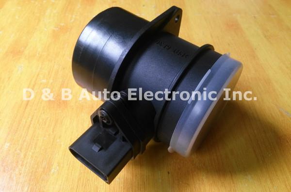 1 pc Compteurs de débit d'air Capteurs de débit d'air 0281002461 0 281 002 461 074906461B pour Audi Volkswagen Skoda