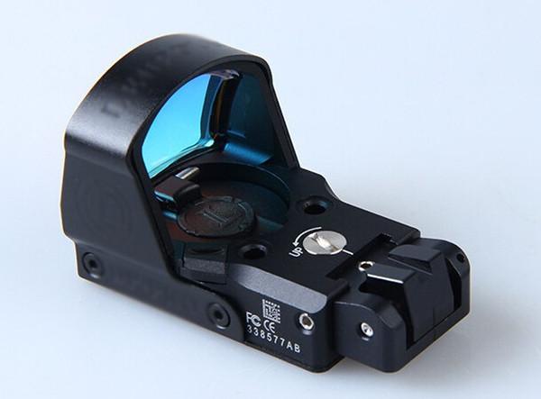 Nuovo Tactical Style DP-Pro Red Dot Sight con tre tipi di attacco per fucile