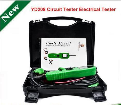 YD208 Electrical System Circuit Tester Electrical System Diagnostics/Circuit Tester-YD208 WITH Fast shipping