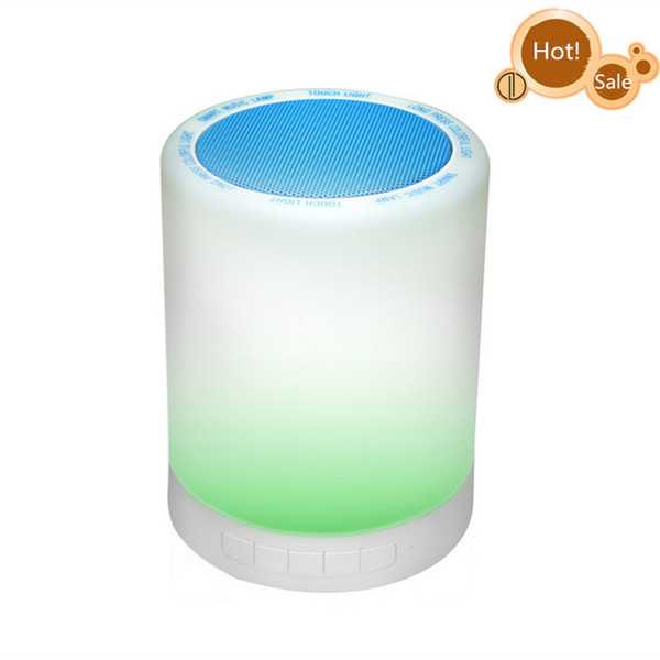 Bluetooth Speaker with blue top case