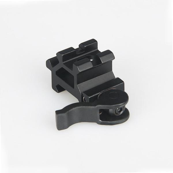 Tactical Hunting Zielfernrohr montieren Optik Anblick / Laser / Taschenlampe montieren 20mm passt jede Picatinny Schiene Kostenloser Versand