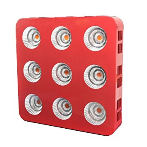 wholesale hot Sale full Spectrum 90Degree reflector cup 1800w cob led grow light for medical plants