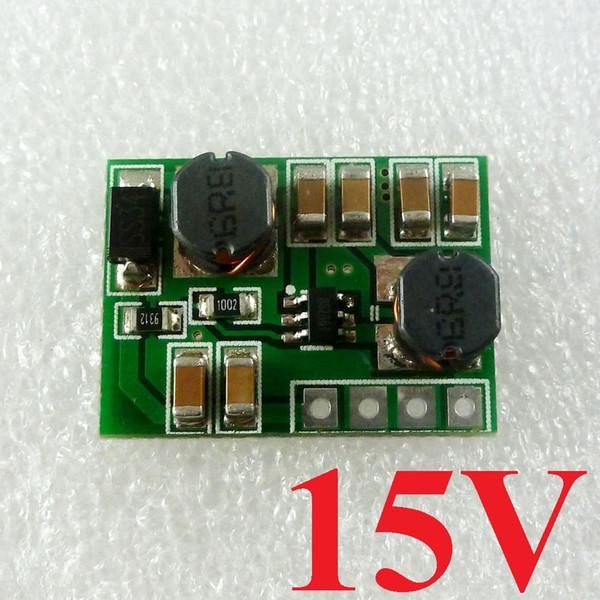 DD2412SA_15V 2-24V a 15V DC-DC Boost-Buck Step Up Step Down Convertidor Regulador de voltaje Regulador de alimentación Placa de fuente de alimentación
