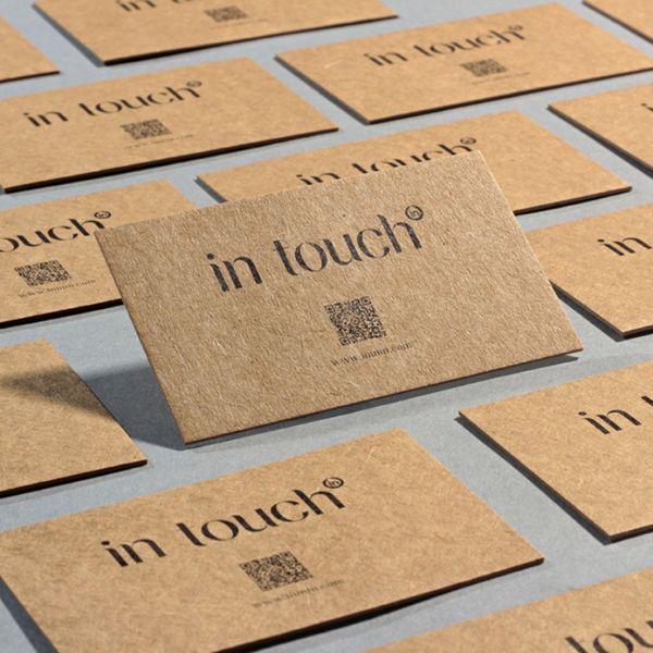 2018 free design custom business cards kraft paper with single color free design custom business cards kraft paper with single color printed personal paper cards 100pcs colourmoves