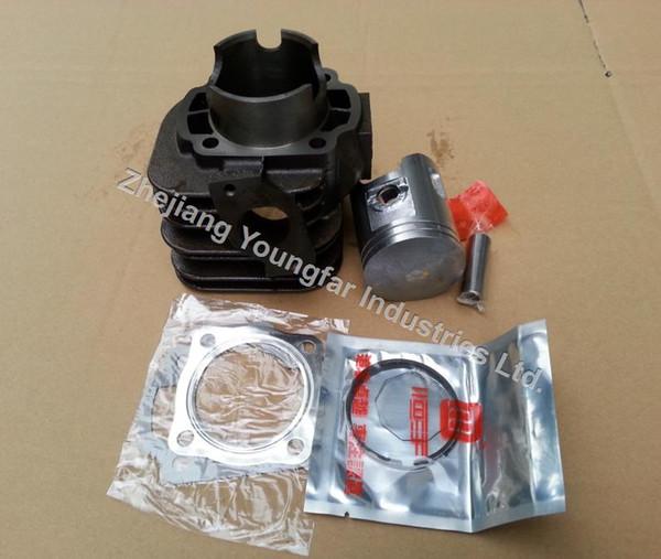 2019 50mm Cylinder Piston Set Top Rebuild Kit For Scooter ATV Minarelli  1E50QMF 2 Stroke 90cc JOG90 4DM Polaris90 Keeway Hurricane 90 From  Linnachen,