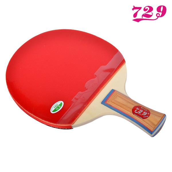 All'ingrosso-Orizzontale Grip e racchetta da ping pong racchetta da tennis Pingpong in racchetta lungo titolare e corta 729 1020