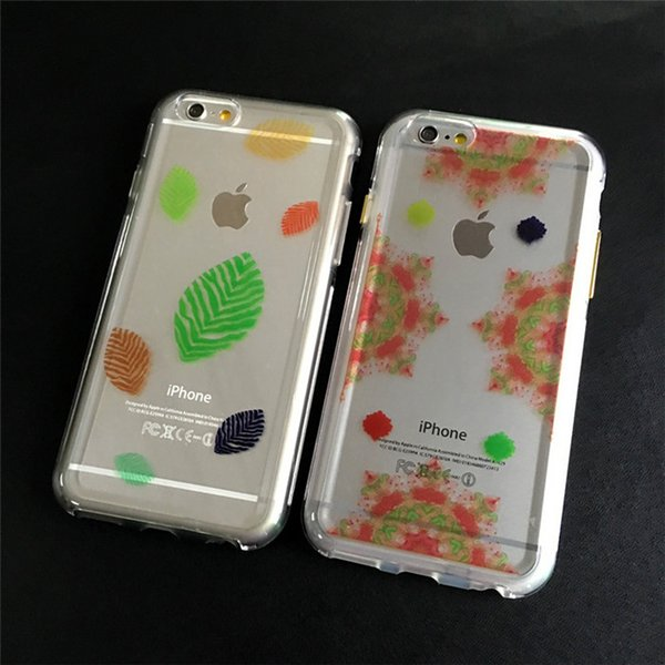 Cheap PC+TPU 2 in 1 Hybrid Custom Printing Cell Phone Case for iPhone 6 6s Mobile Phone Cover Case