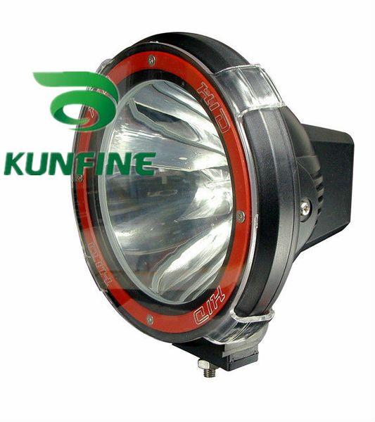7 INCH HID Driving Light Offroad Spot/Flood Beam Light for SUV Jeep Truck ATV HID XENON Fog Lights HID work light KF-K5002