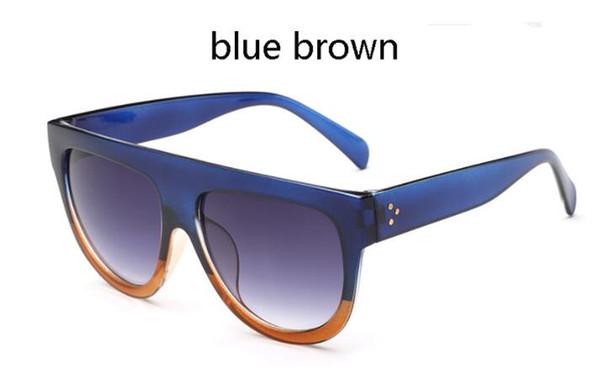 mavi kahverengi