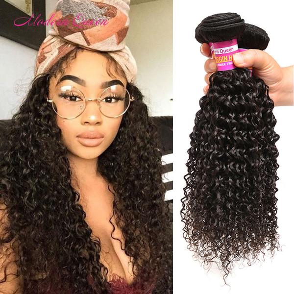 Brazilian Kinky Curly Human Hair Extensions 3 Bundles Mink Brazilian