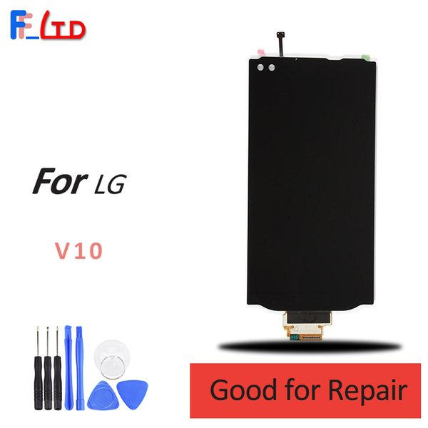 Original Phone LCD for LG V10 H968 H900 H901 LCD Display Digitizer with Touch Screen Replace 100% Tested
