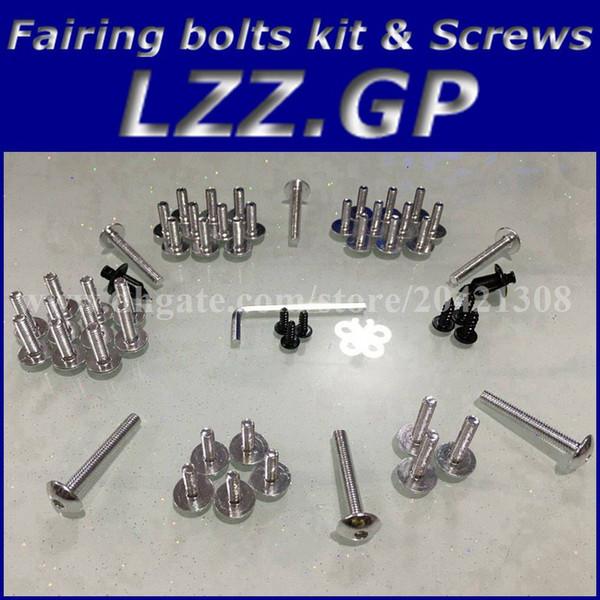 Complete Fairing Bolt Kit Screws Washers For Suzuki GSX-R 1000 03-04 Stainless