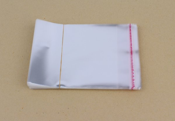 DHL&SF_Express 5 wire opp Plastic packing Bags Double layer cellphone wrapping bag gift wrapping custom logo (2)