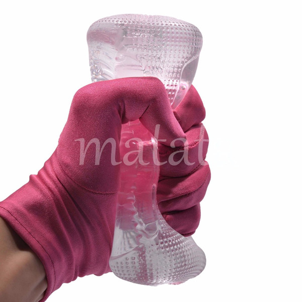 Wholesale- New Crystal White Male Silicone Penis Sleeve Cock Ring Men Adult Sex Product Toys Delay Lock Fine penis Stimulator Ring Sex Shop