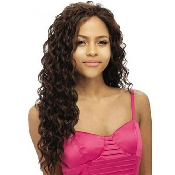 Long Mongolian Lace Front Wig Kinky Curly Human Hair Wig Bleached Knots Glueless Full Lace Wigs Human Hair With Baby Hair
