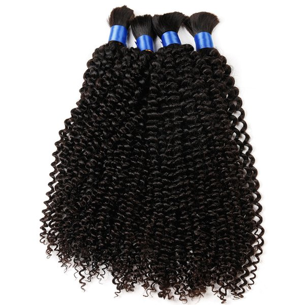 Ds Hair Products Mongolian Human Afro Kinky Curly Bulk Hair