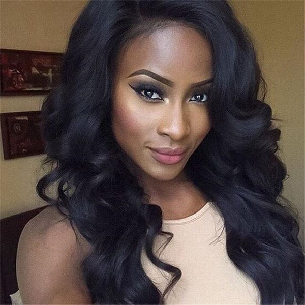 Unprocessed brazilian wig for sale hair 130 150 density brazilian body wave human hair wigs freeshipping