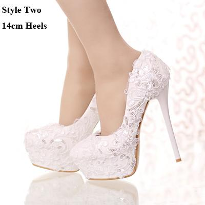 Style Two 14cm Heels