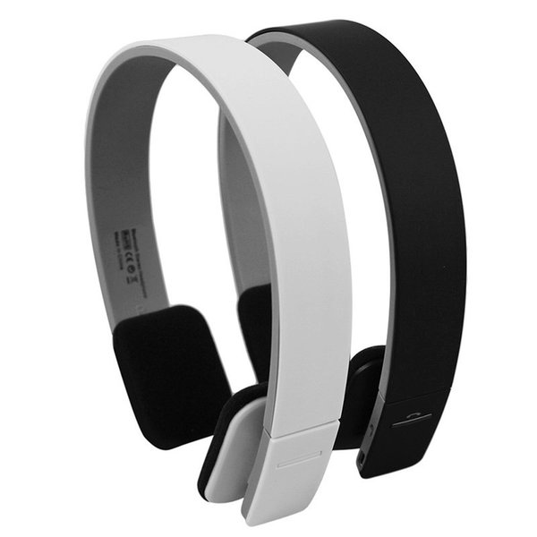 2016 AEC Wireless Bluetooth Headphones Earphone Headset Noice Canceling With Microphone for ios Android Smartphone Table PC V-EM