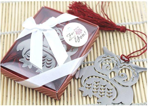 Crown Metal nappa segnalibro Bomboniera creativa Party Regali aziendali Graduazione souvenir LOVE Cuore Butterfly Croce Segnalibro chiave