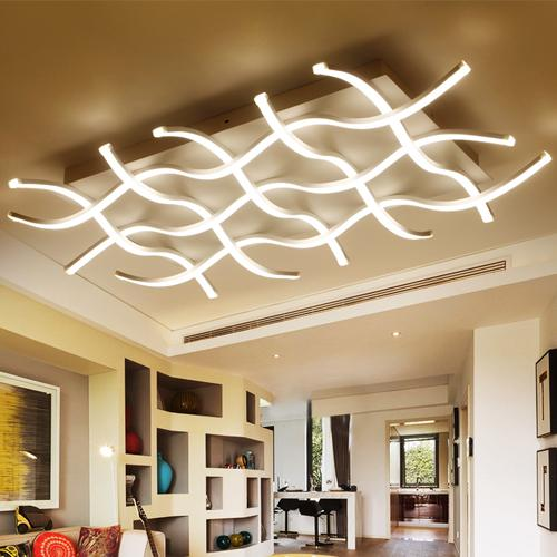 2017 Led Dimmable Ceiling Lights Postmodern Indoor Lighting Art ...