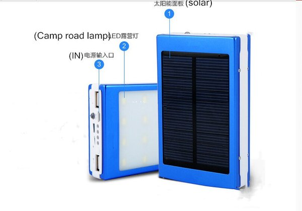Painel solar / lâmpada