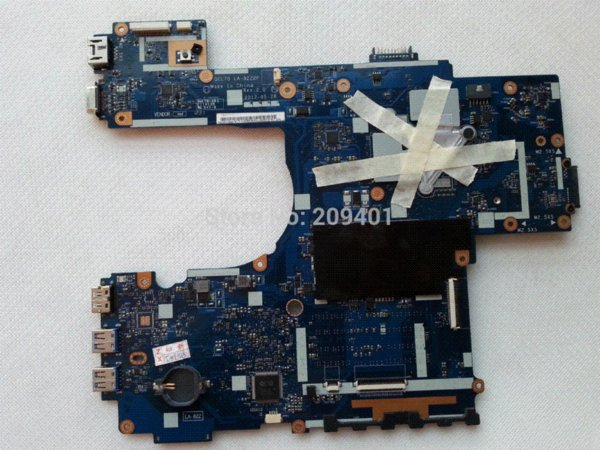 Für ASUS K75VM Laptop Motherboard Mainboard QCL70 LA-8222P Freies verschiffen verschiffen auto cross country versand taschen für kleidung